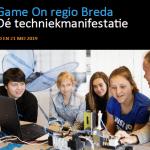 Beeld Game On regio Breda 2019