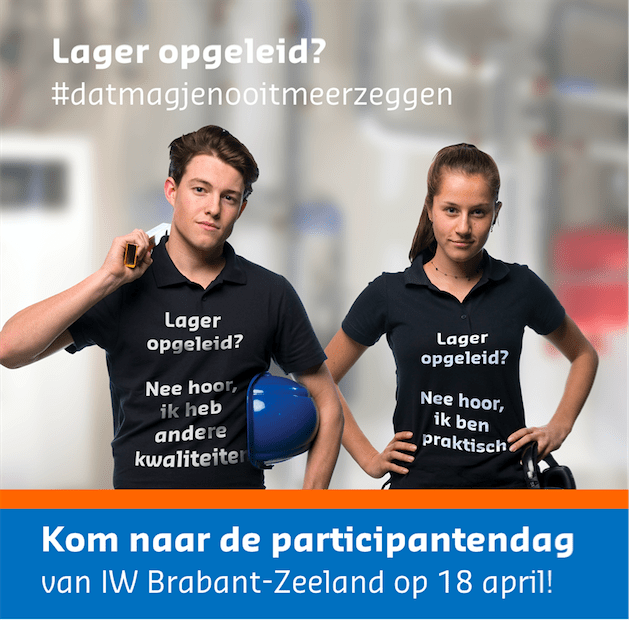 Participantendag 2019 IW Brabant-Zeeland