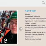 IW'er Sam Feijen